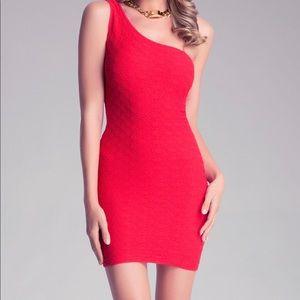 🚨HOT🚨 bebe bodycon mini dress